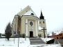 Betlém v kostele sv. Bartoloměje v Žebětíně