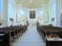 Novoroční mše sv. v kostele sv. Bartoloměje v Žebětíně 2021